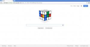 40th birthday of the Rubik's Cube