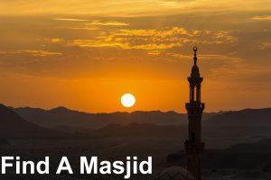 Find a Masjid