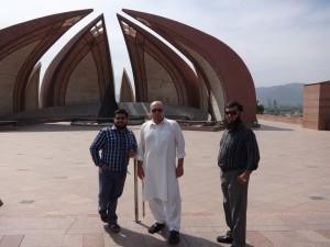 Pakistan Monument Visit