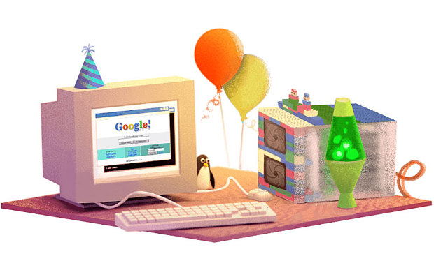 Google's 17th Birthday