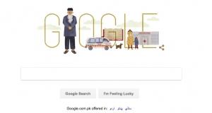 Abdul Sattar Edhi's 89th Birthday – Google Doodle