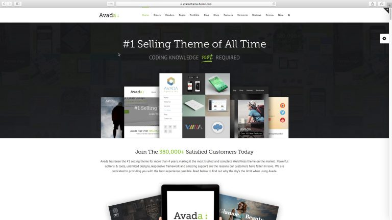Avada | Responsive Multi Purpose Theme